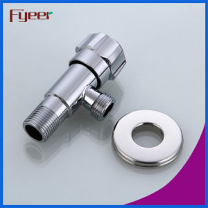 Fyeer Factory Price Cheap Stainless Steel Angle Valve pictures & photos