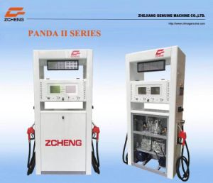 Zcheng Panda II Series Gas Station Equipment Fuel Dispenser pictures & photos