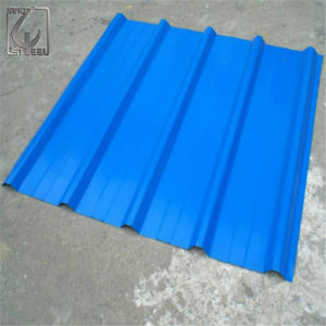 High Quality Prepainted Corrugated Gi Roofing Sheet pictures & photos