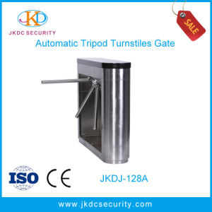 CE Approved Support RS485 LED Direction Indication Tripod Turnstile pictures & photos