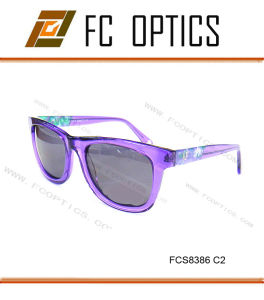 Fashion Handmade Lamination Art for High Quality Sunglasses Temple pictures & photos