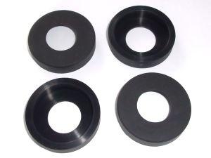 Customized EPDM Rubber Cap/Diaphragm/Rubber Boots for Pump pictures & photos