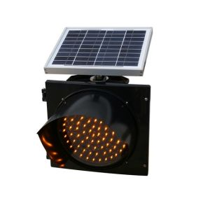 Direct Manufacture Solar LED Twinkle Traffic Light pictures & photos