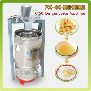 Fx-60 Ginger Juice Extracting Machine pictures & photos