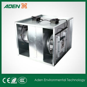 High Air Pressure Double Motor Configuration Duct Fan