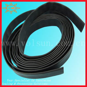 Dual Wall Heat Shrink Tube Blak Insulation Tube pictures & photos
