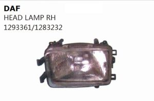 Hot Sale Daf Truck Parts Ead Lamp Rh 1293361/1283232 pictures & photos