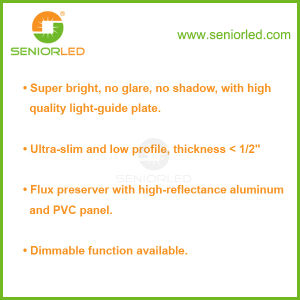 Diammable LED Panel Down Light pictures & photos