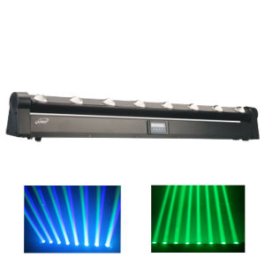 Disco 8X10W CREE LED Stage Moving Head Beam Light pictures & photos