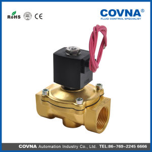 Two Position Two Way Solenoid Valve for Water pictures & photos