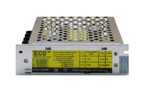 Hyrite Onstant Voltage 24V/12V 60W LED Power Supply 170-250VAC Indoor Auminum Mesh Case LED Driver for Strip Module pictures & photos
