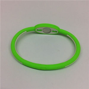 Customize Silicon Cheap Wristband with Chip for Health Life pictures & photos
