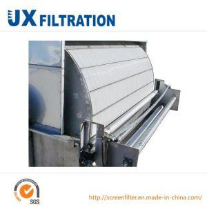 Scraper Discharge Rotary Vacuum Drum Filter pictures & photos
