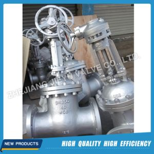 Dn900 Risng Stem Gate Valve with Automatic Actuator pictures & photos
