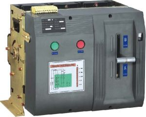 Q Type Dual-Power Automatic Transfer Switch Two Section 630A-3200A pictures & photos
