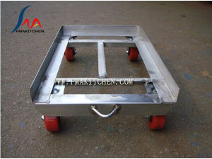 Customized Trolley, Customized as Per Your Design or Drawing pictures & photos