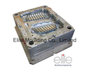 Plastic Injection Mould for PC Autoprecision Parts