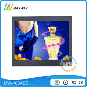 10.4 Inch LCD Digital Signage Screen with USB SD Card (MW-103ABS) pictures & photos