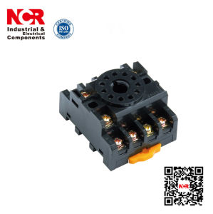 12A Socket for Power Relay (PF113A) pictures & photos