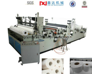 Best Sellers Toilet Tissue Paper Maxi Roll Making Machine pictures & photos