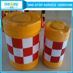 Neway Plastic Road Security Barrier pictures & photos