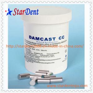 Dental Chrome-Cobalt Nickel-Beryllium Free Alloy CC pictures & photos