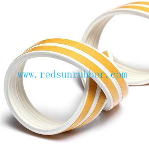 Foam Silicone Rubber Strip