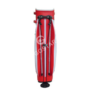 6 Dividers PU Golf Stand Bag pictures & photos