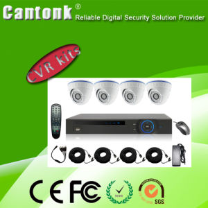 4/8 Channel 5-in-1 1080n Mini Xvr & Network IP Camera Kits with APP P2p pictures & photos