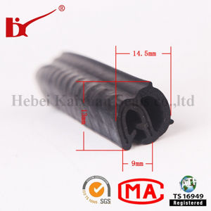 Car Accessories Extruded Rubber Strips for Door pictures & photos