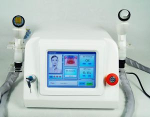 Skin Tighten and Wrinkle Removal Cooling Fractional RF Beauty Machine pictures & photos