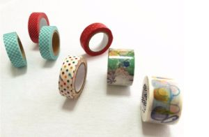 Customized Japanese Washi Tape pictures & photos