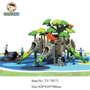 Excellent Quality Kids Outdoor Playground Large Outdoor Playground Equipment Sale (TY-70371) pictures & photos