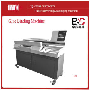 Automatic Design Structure Glue Binding Machine (60R) pictures & photos