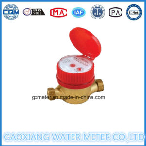 Cold or Hot Single Jet Water Meter pictures & photos