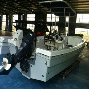 22 ′ FRP Hull and Deck Fishing Motor Boats pictures & photos