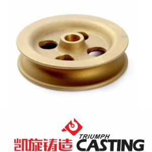 Lost Wax Casting Brass Impeller Pump Parts
