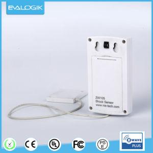 Z-Wave Wireless Vibration Sensor pictures & photos