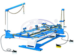 Wld-6 European Quality Auto Car Body Alignment Bench pictures & photos