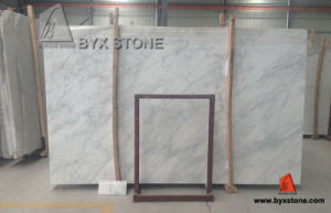 China White Jade Marble Slab with Green Vein pictures & photos