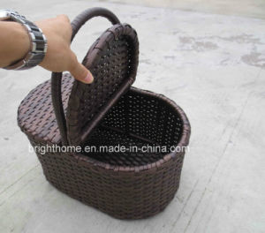 Handcraft Towel Basket Hotel Supplies Basket pictures & photos