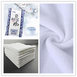 28cm*28cm High Quality Microfiber 42 G Disposable Wet Towels pictures & photos