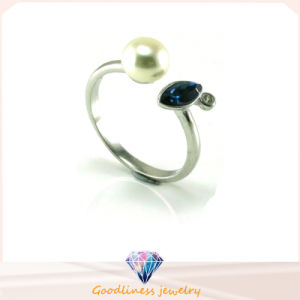 2015 Best Products for Import Unique White Gold Rings R0133py pictures & photos