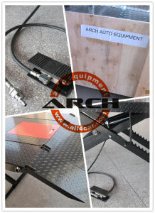 CE High Quality Motorcycle Lift (AAE-ML105) pictures & photos