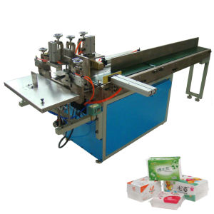 Good Price Plastic Bags Facial Tissue Paper Packing Machine pictures & photos