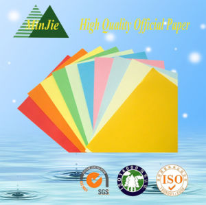 Double Side Preprinting Color Photocopy Paper pictures & photos
