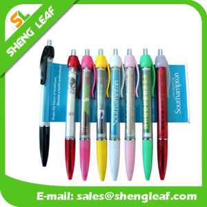 colorful Plastic Individuals Banner Pens with Custom Logo (SLF-LG019) pictures & photos