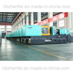 138t Plastic Injection Molding Machine for PP, PS, Pet, PVC