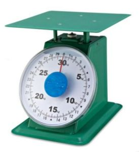 30kg Mechanical Kitchen Scale for Household pictures & photos
