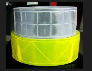 High Luster PVC Reflective Crystal Tape for Safety Clothing (DFT5202) pictures & photos